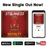 stillamess design guy single cover art g