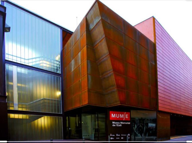 Museu Memorial de l'Exili - Museum of Exile Memory