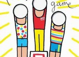 The finger sport game di Tullet. In lingua