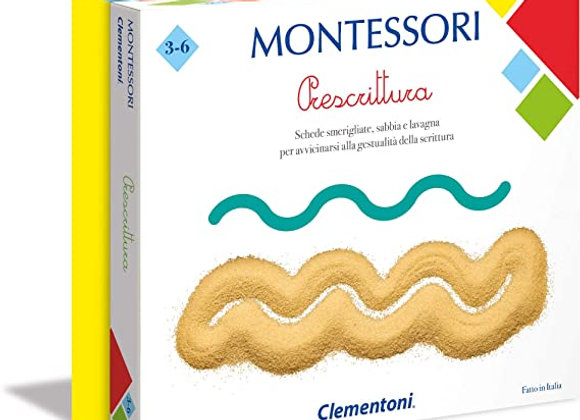 Prescrittura Montessori