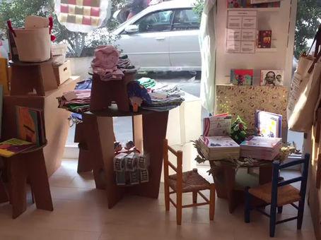 La nostra libreria! un piccolo video per mostrarvi com'è il nostro spazio
