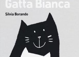 Gatto nero. Gatta bianca