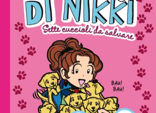 I diari di Nikki. Sette cuccioli da salvare