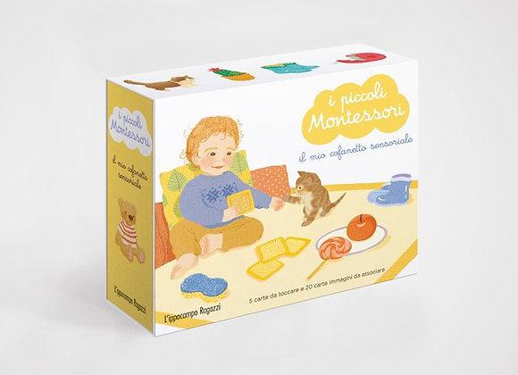 I piccoli Montessori.Il mio cofanetto sensoriale