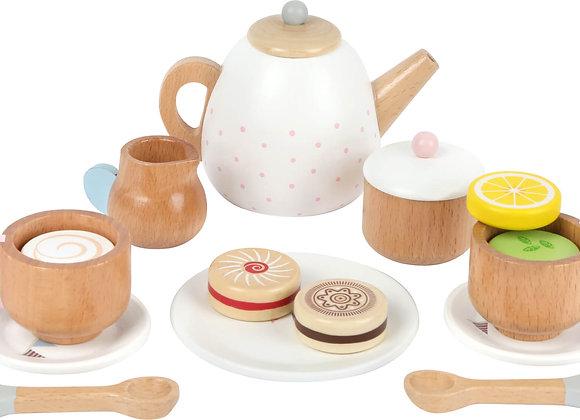 Servizio da Tè con biscottini
