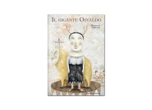 Il gigante Osvaldo. Silent Book