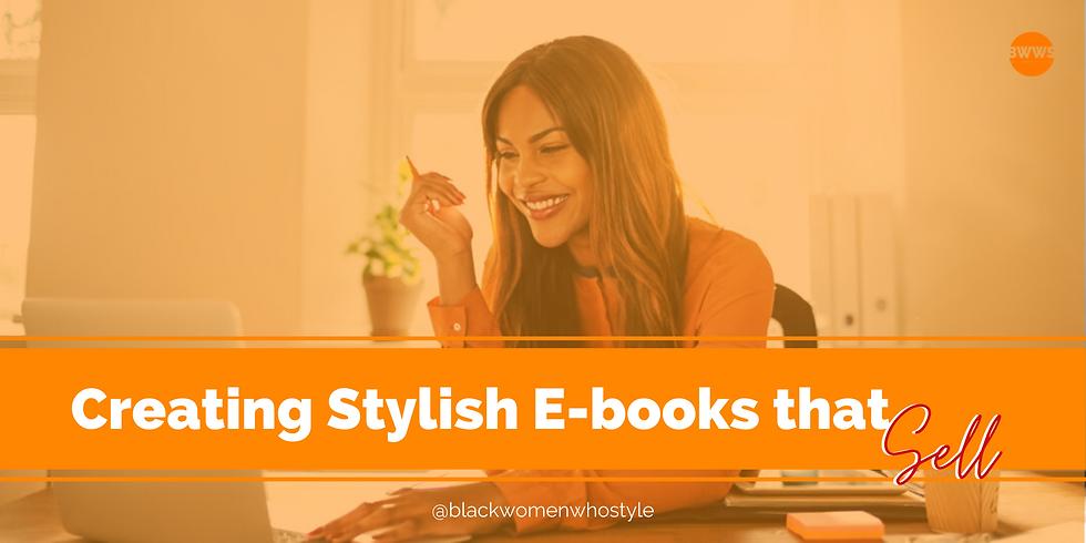 Creating Stylish E-books that Sell