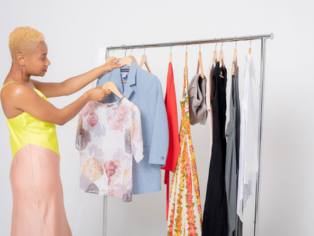 How to Cleanse your Closet Space for the Season