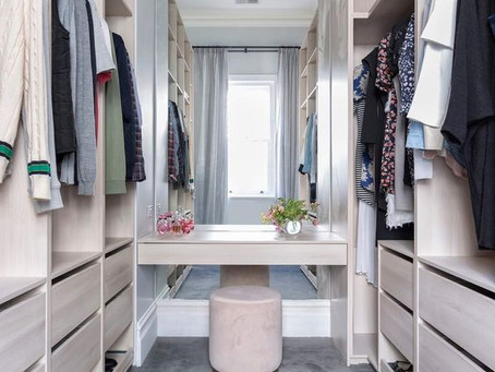 Prepping your Closet for the New Year