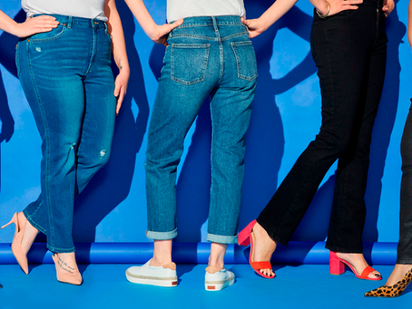 The New Business Casual - Jeans for all Body Types and Shapes