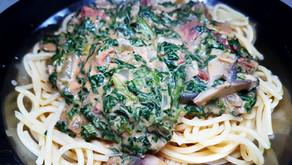 Warrigal Greens Pasta Sauce