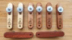 Reclaimed Timber Bottle Openers