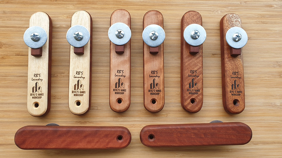 Reclaimed Timber Bottle Openers