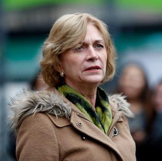 "Evelyn Matthei: ""Yo no sé si voy a ser candidata presidencial, porque creo que me van a dejar fuera"""