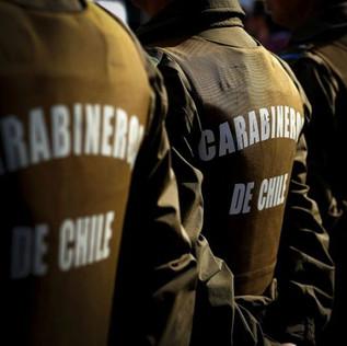 Ataque con armas de grueso calibre dejó a dos carabineros heridos en Ercilla