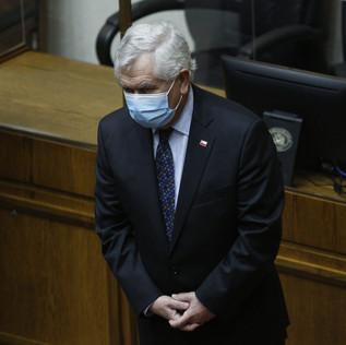 """Interpelación contra el ministro Paris """"no cumplió el objetivo"""""""