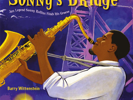 """Sonny's Bridge"" earns  a Kirkus star"