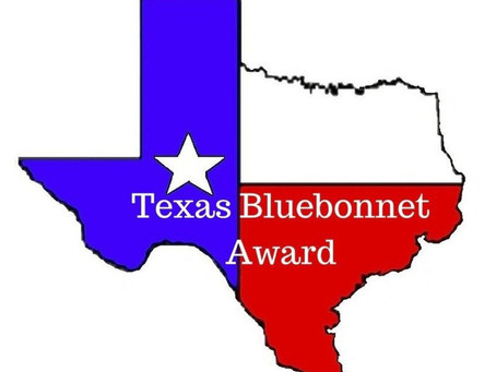 Boo-Boos book on Texas Bluebonnet 2019-2020 Master List!