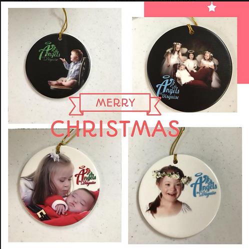 Set of Four Christmas Ornament