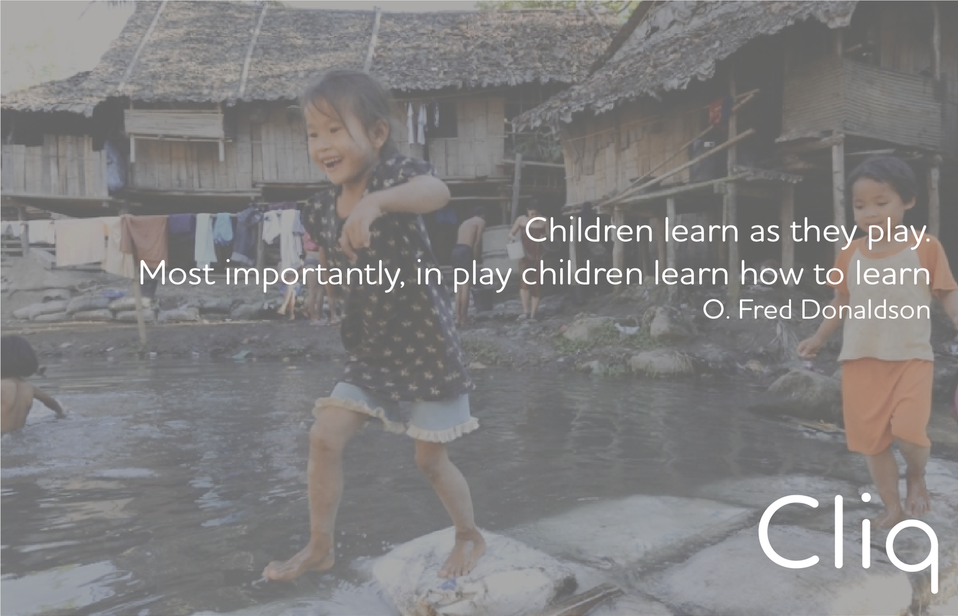 Cliq Importance of Play