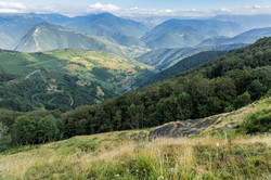 2016-08 De bergen van de Pyreneeën