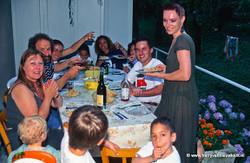 1998-08 Burzet, Frankrijk