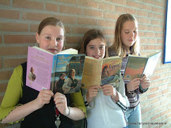 2003-04 Bibliotheekbezoek