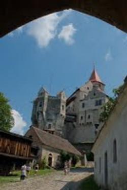 2012-07 Slot Pernstejn, Tsjechië