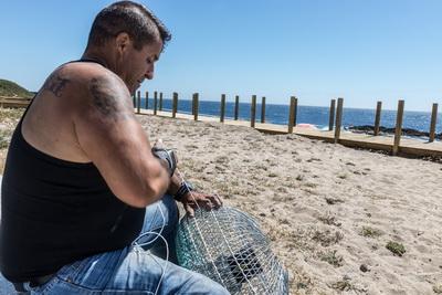 2016-08 Verdrongen visserij, Póvoa d
