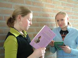2003-04 Ansicht Boeken Zoetermeer