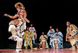 2001-05 Afrikaanse dans