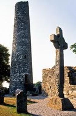 1995-08 Ierland Midden