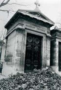 1990-12 Paris, Pére-Lachaise