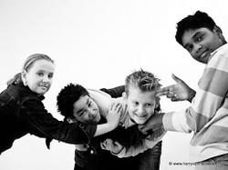 2003-10 Zwart-Wit Fotoshoot