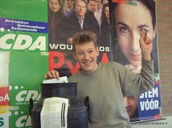 2003-01 Verkiezingen 2e Kamer