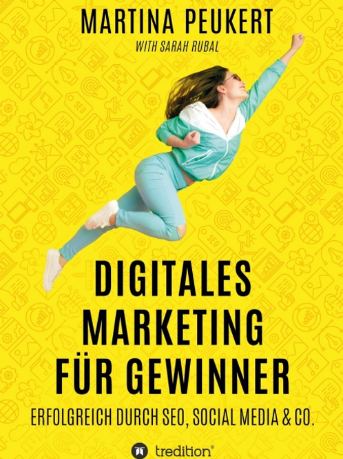 Buch - Digitales Marketing für Gewinner