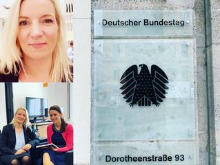 Einladung vom Bundestag