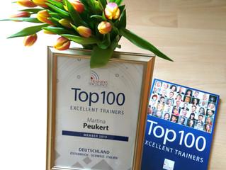 Endlich da - der neue Top 100 Excellent Trainers Katalog!