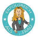 Erfolgreich als Frau Logo