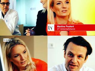 Schon 4.500 Aufrufe des Videos über Martina Peukert auf YouTube. Vielen Dank!