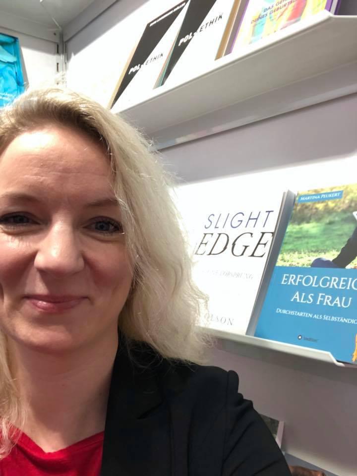 Martina Peukert Buchmesse Frankfurt 2017