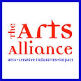06-The Arts Alliance-slogan_block-logo_c