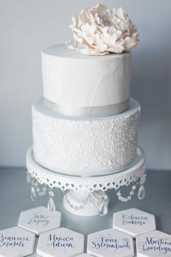 Wedding Cake Boutique wedding
