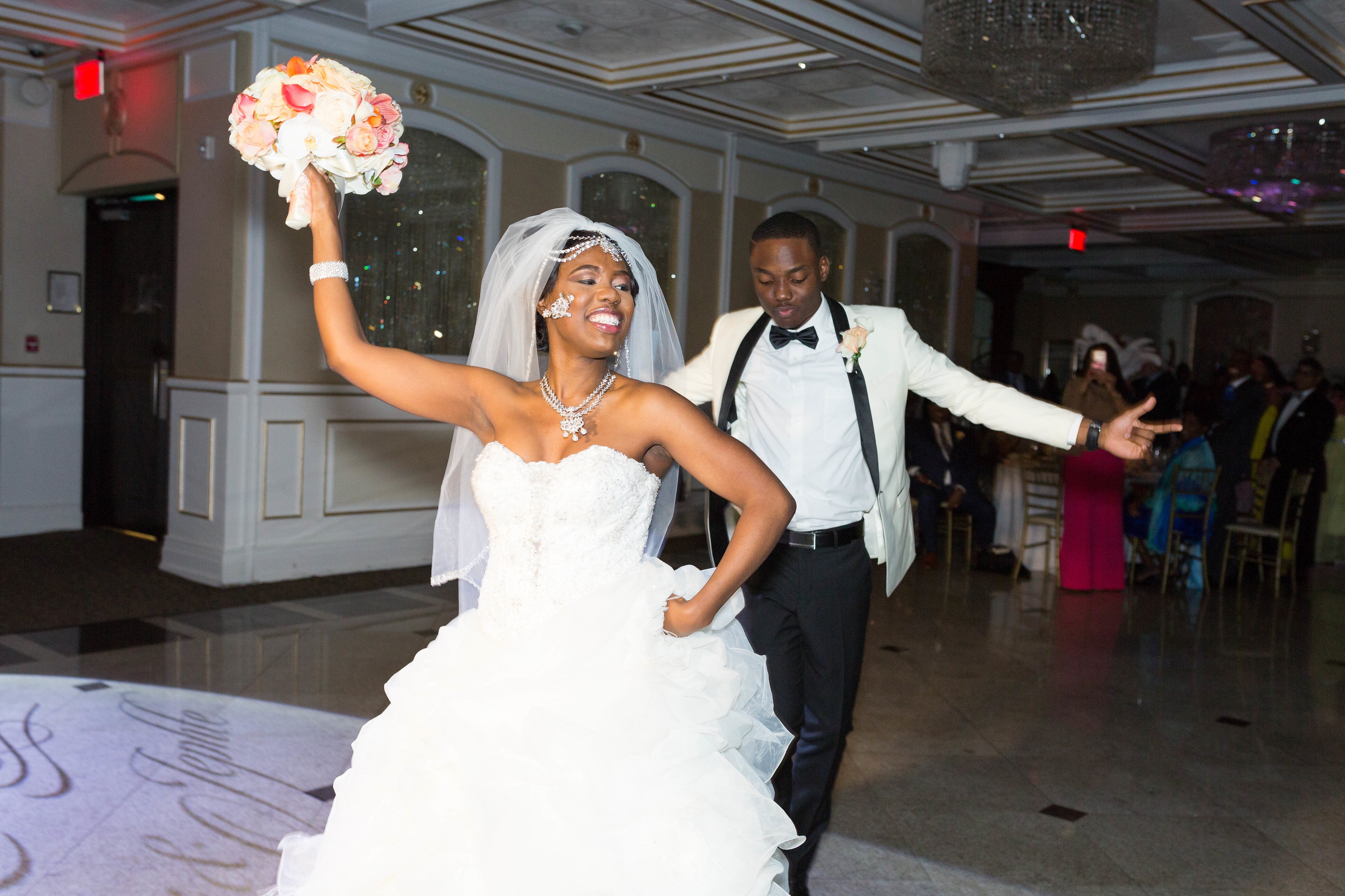The Royal Manor New Jersey Wedding