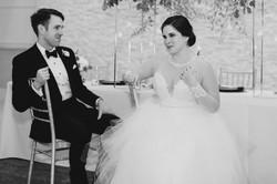 Black and White NYC Wedding photo by Geo