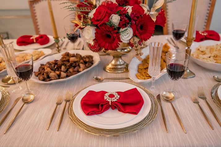 Family Dinner Haitian Catering Taste Bud