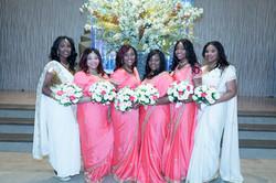 The Royal Manor Bridal Party