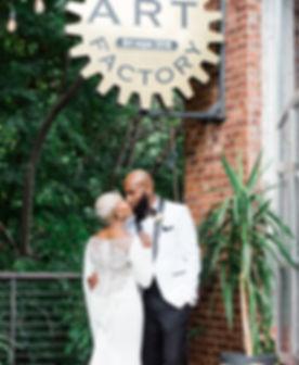 Art Factory Wedding Regine and Justin ph