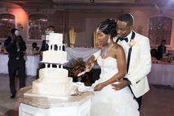 The Royal Manor Cake Cutting