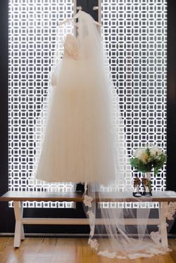 Wedding Dress Renaissance Event Hall